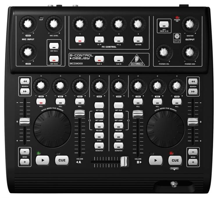 DRIVERS UPDATE: BEHRINGER BCD3000 ASIO