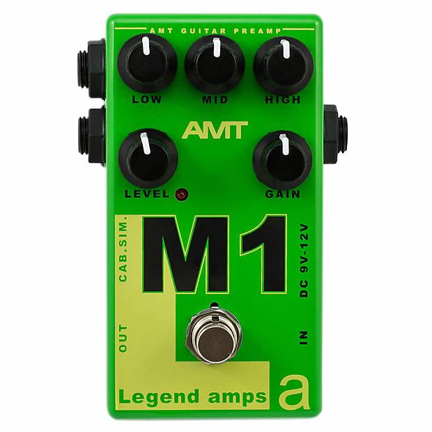 M-1 Legend Amps Гитарный предусилитель M1 (JM-800), AMT Electronics