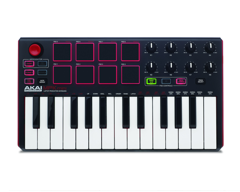 MIDI-клавиатура AKAI pro Advance 61