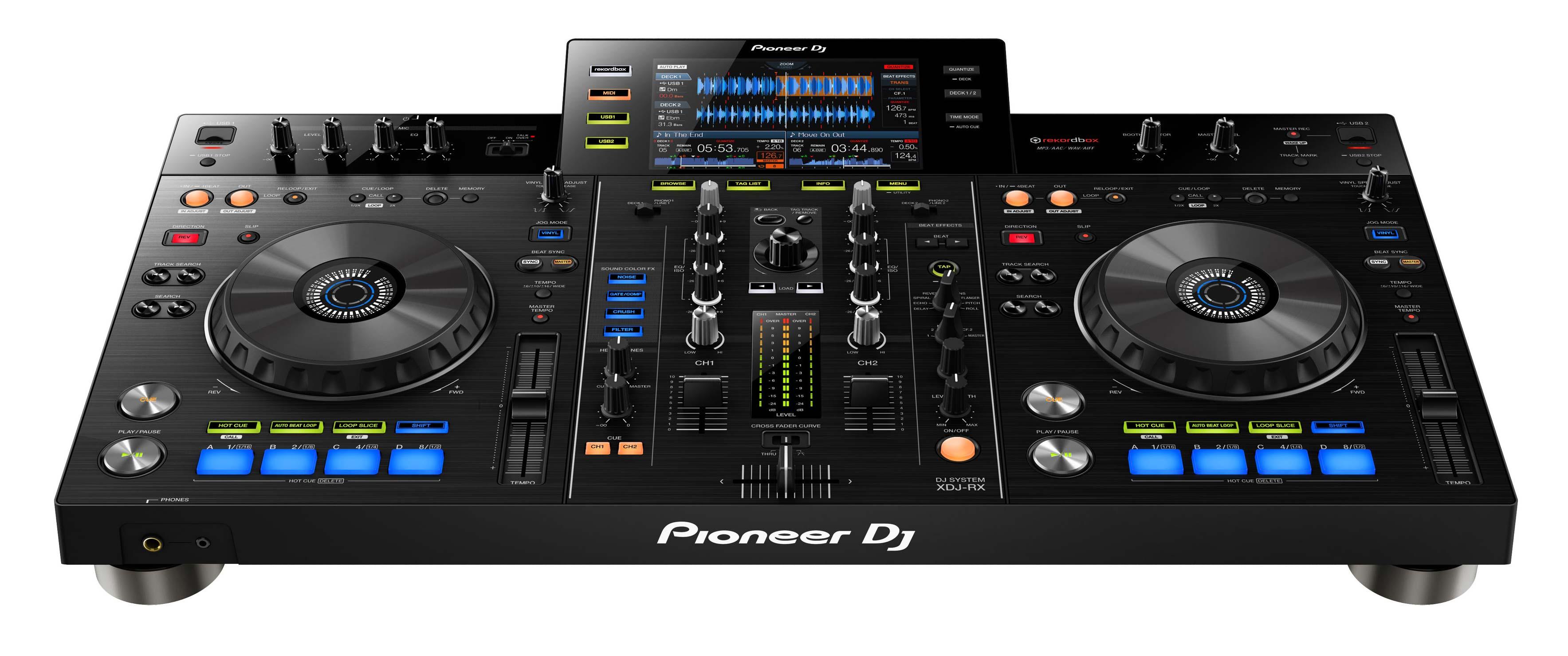 DJ-станции и комплекты