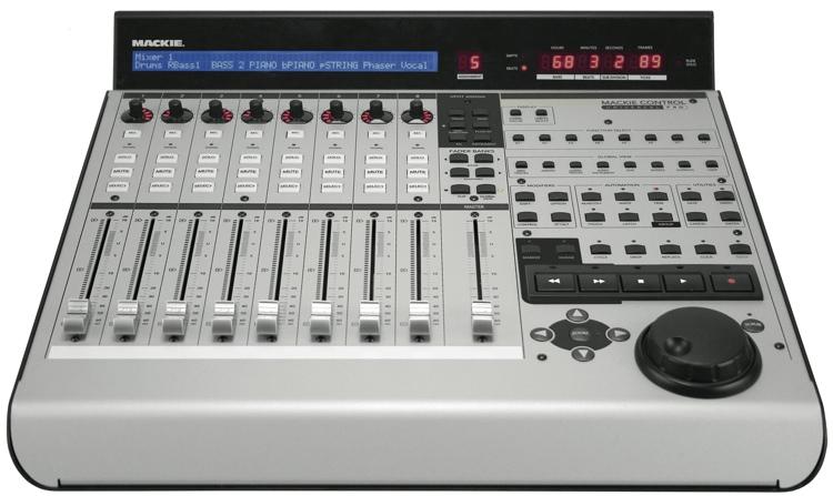 MIDI интерфейсы и панели управления (контроллеры)