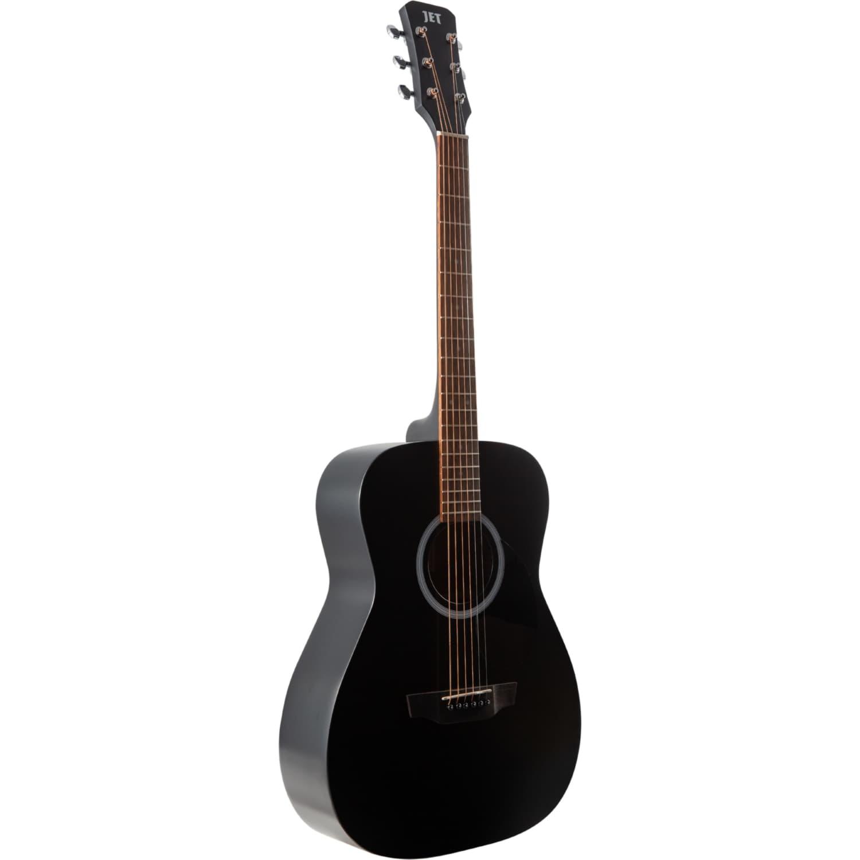 JET JF-155 OP - акустическая гитара, верхняя дека - ель, корпус - красное дерево, цвет натуральный