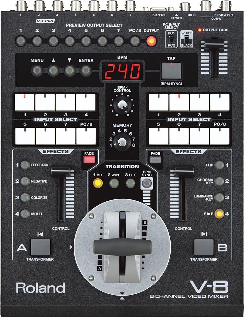 VJ-оборудование