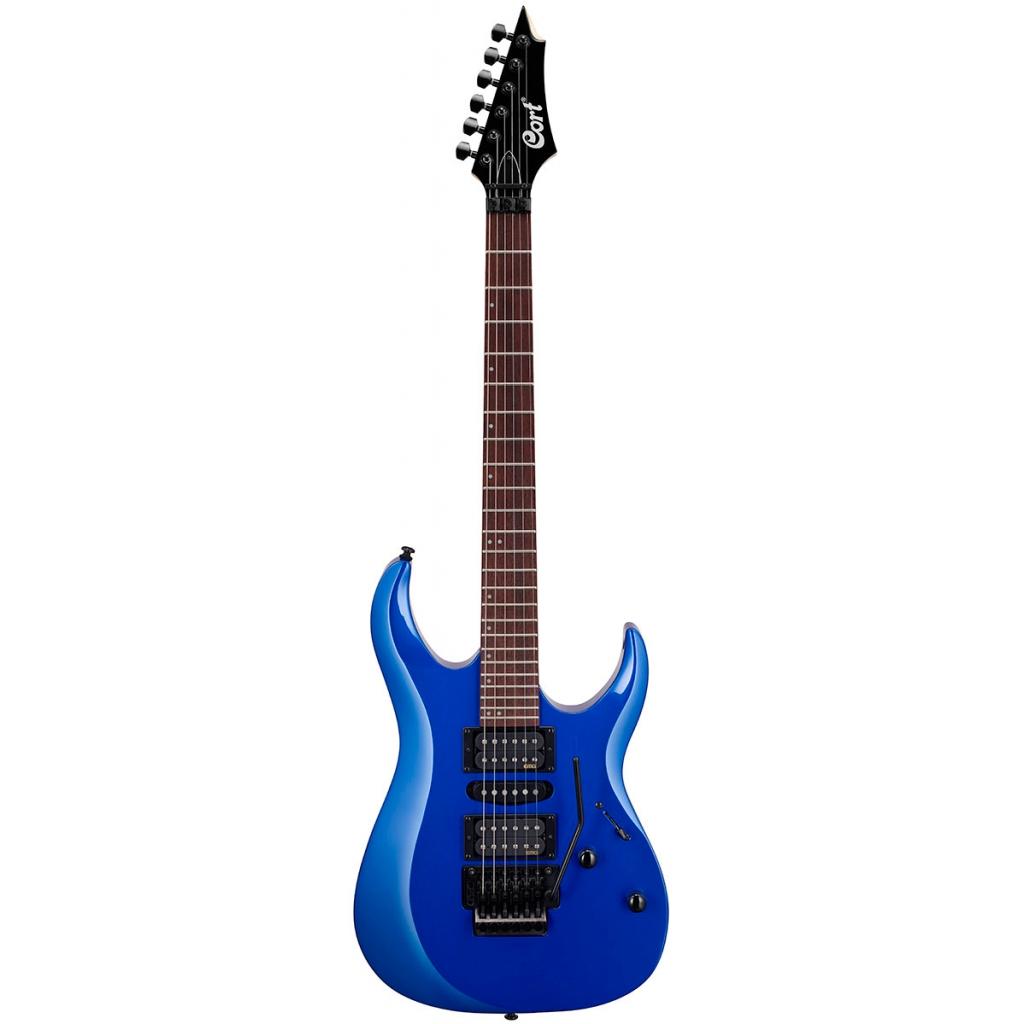 Электрогитара Cort X250-KB X Series  синяя