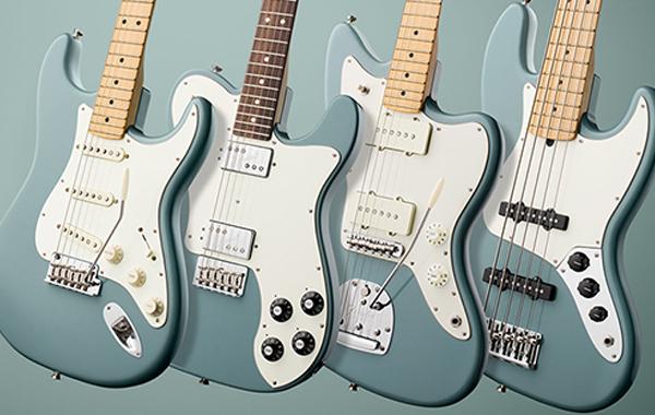 American Professional - новая флагманская серия Fender