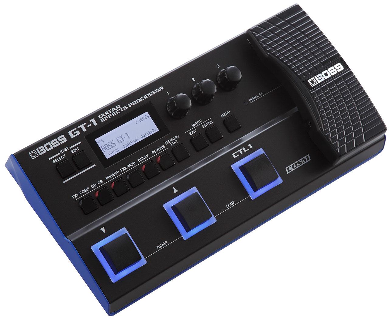 Boss  GT-1 гитарный процессор эффектов
