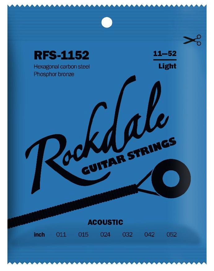 ROCKDALE RFS-1152 Струны для акустической гитары