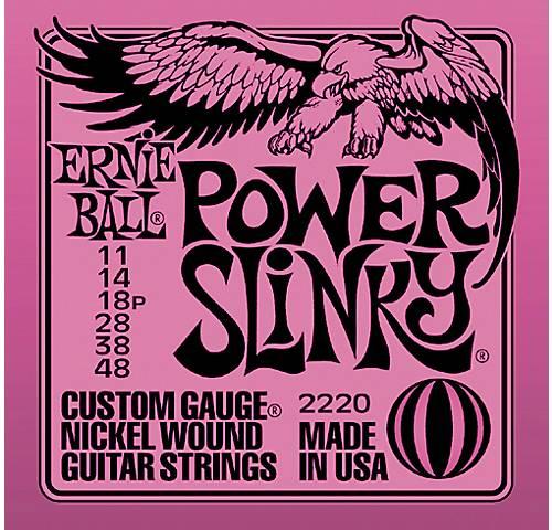 Струны для электрогитары ERNIE BALL 2220