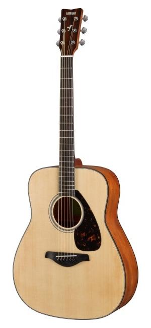 Акустическая гитара YAMAHA FG800M NATURAL
