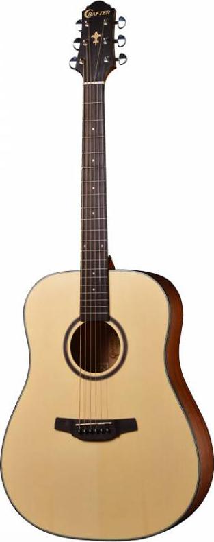 CRAFTER HD-100/OP.N - акустическая гитара, цвет натуральный