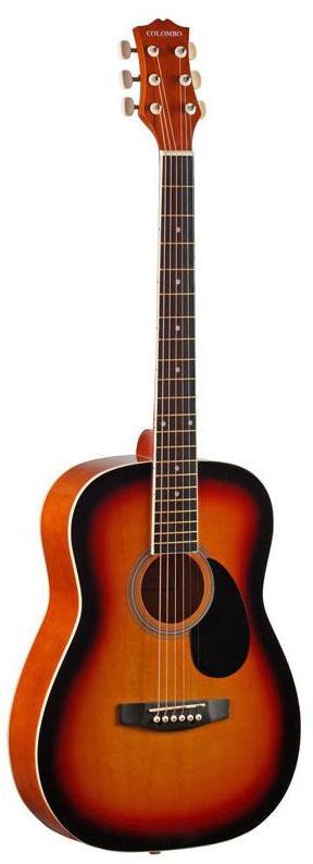 COLOMBO   LF - 3800 / SB (акустическая гитара)
