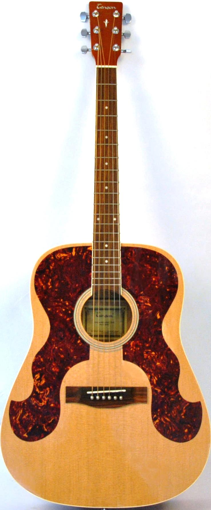 Мозеръ PCG-2 Защитная накладка для акустической гитары из пластика (гольпеадор)
