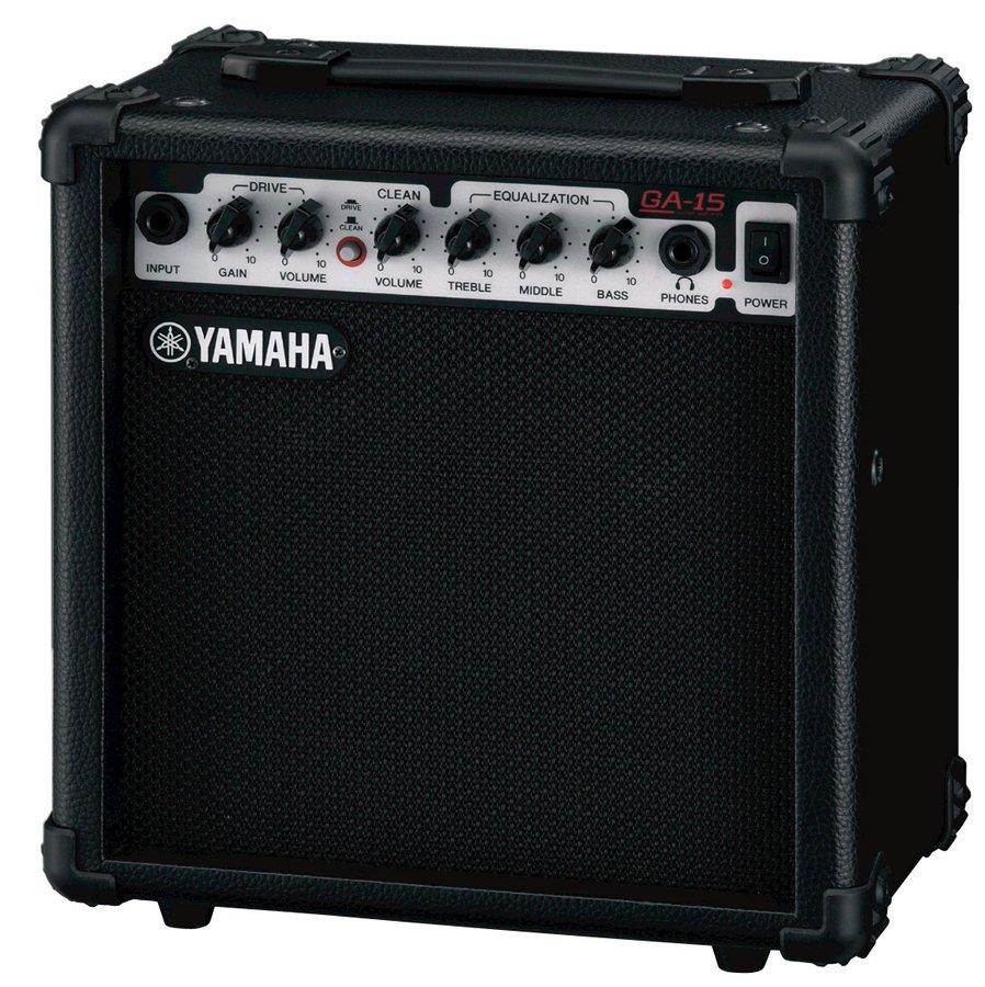 Гитарный комбоусилитель YAMAHA GA15