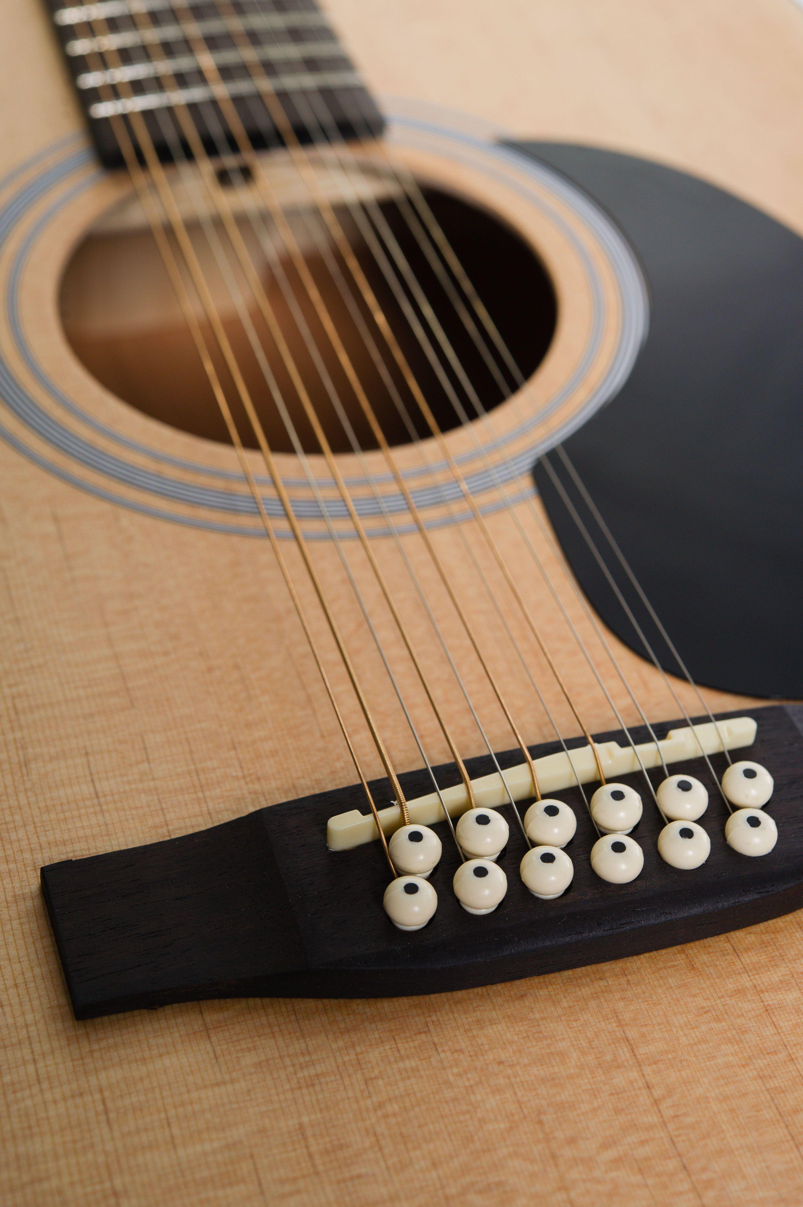 схема настройки 6 струнной гитары