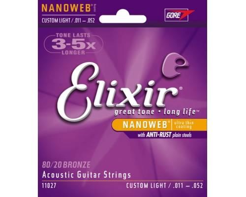 ELIXIR 11027 Nanoweb