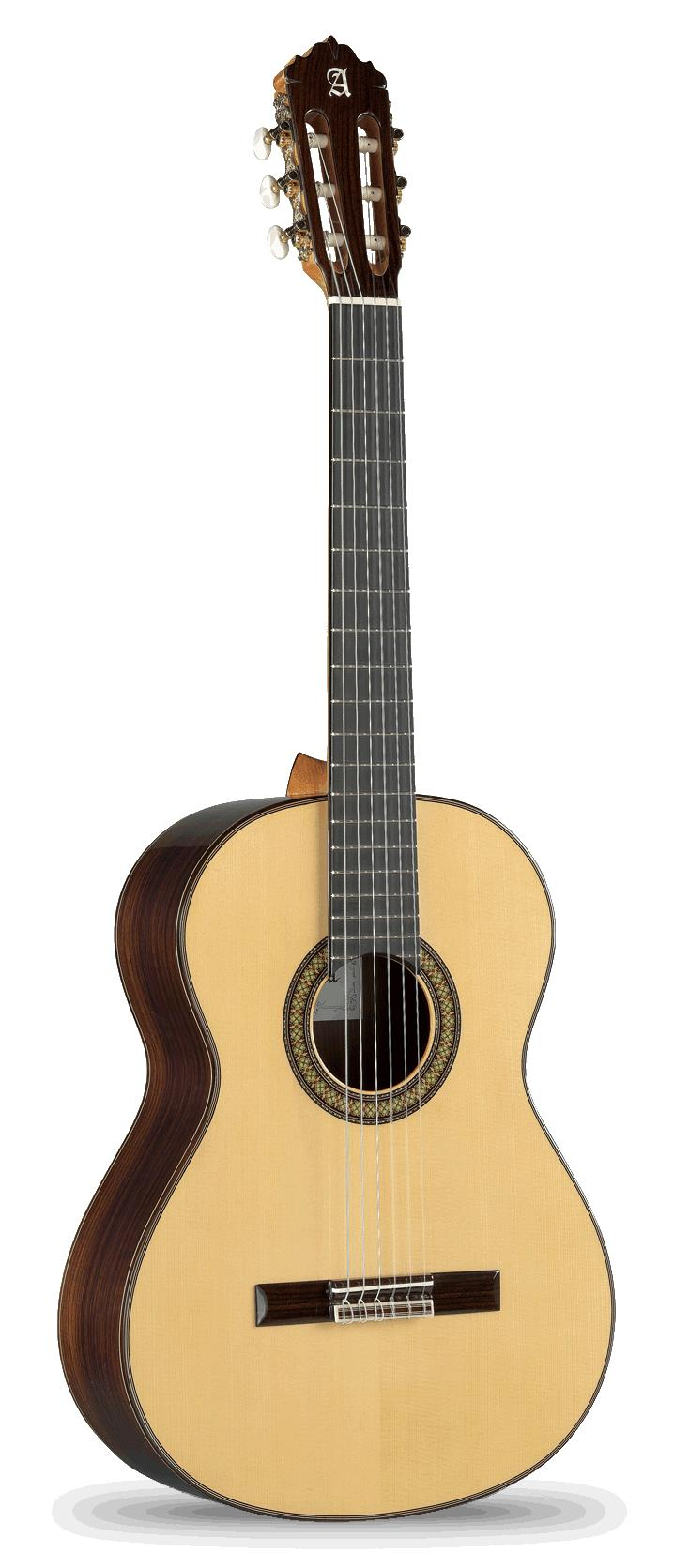 813-7PA Classical Conservatory 7PA Классическая гитара, Alhambra