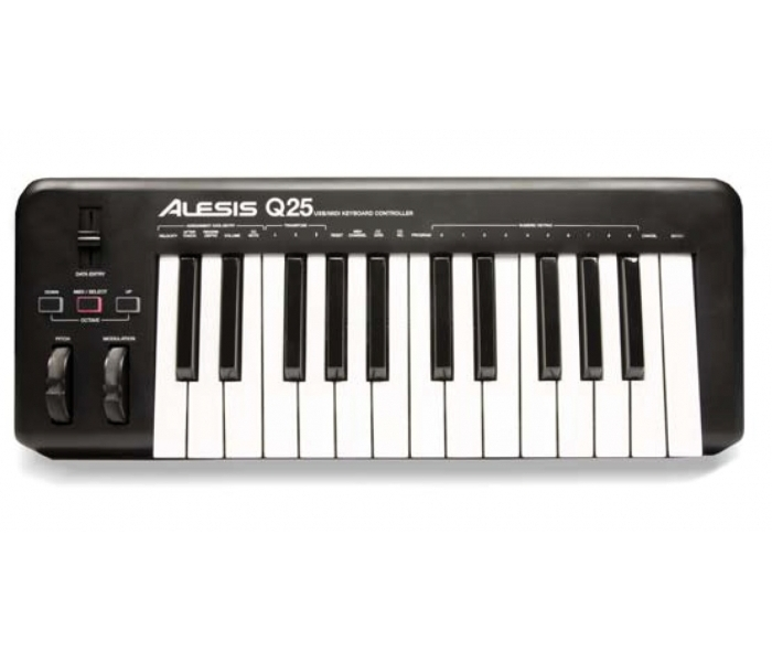 ALESIS Q25 DRIVERS FOR WINDOWS