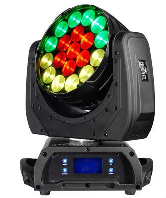 Интеллектуальное световое оборудование
