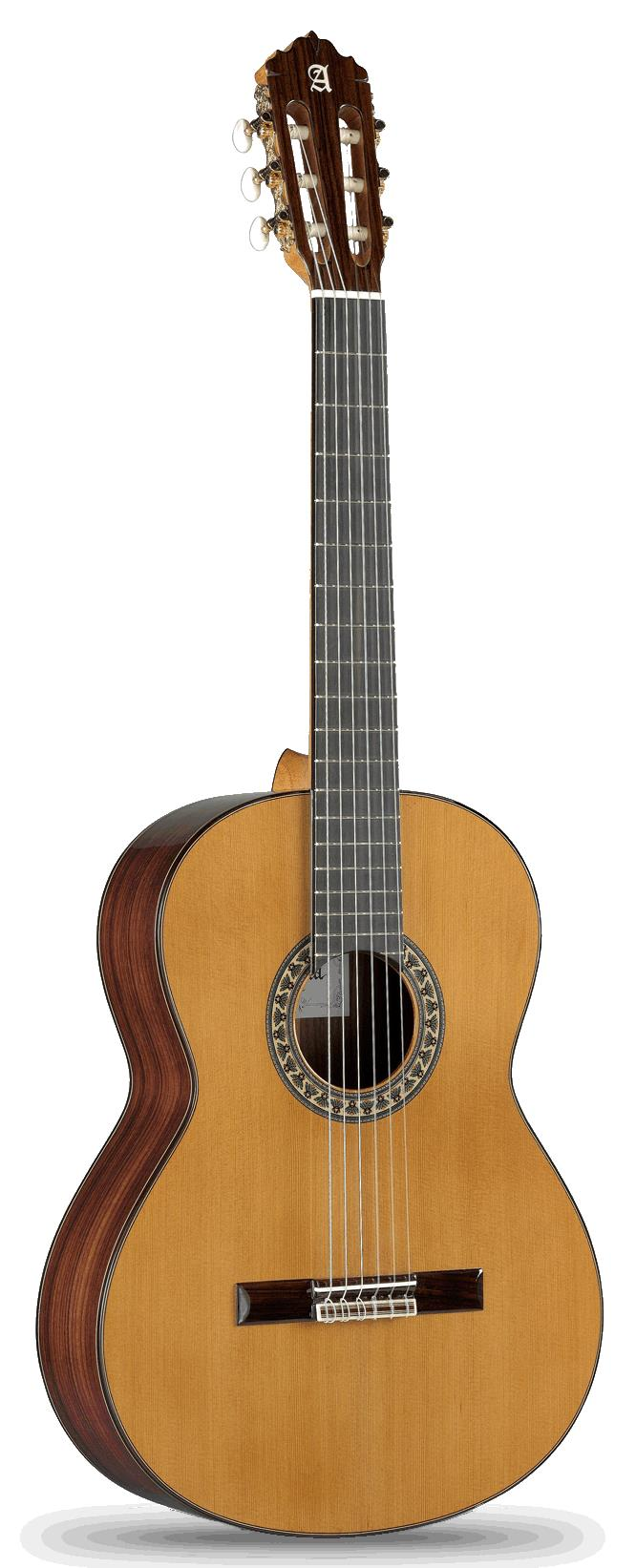 Классическая гитара ALHAMBRA 6.209 CLASSICAL CONSERVATORY 5P A