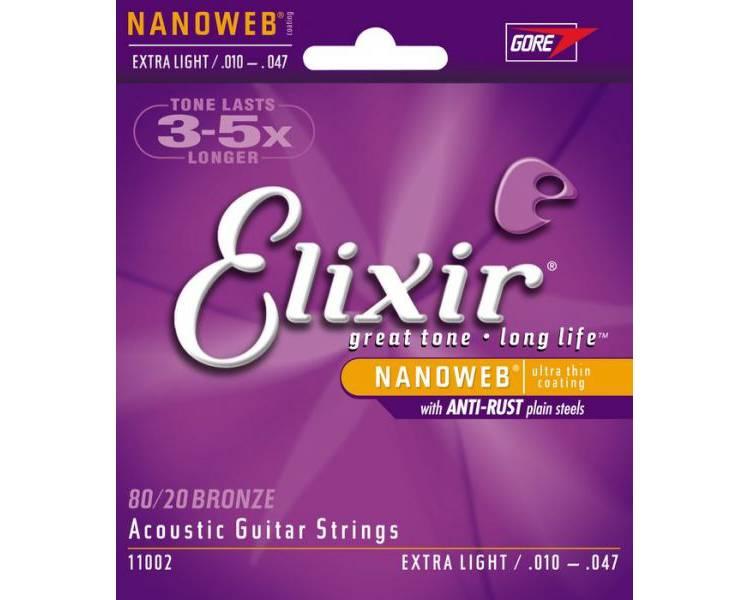 ELIXIR 11002 Nanoweb