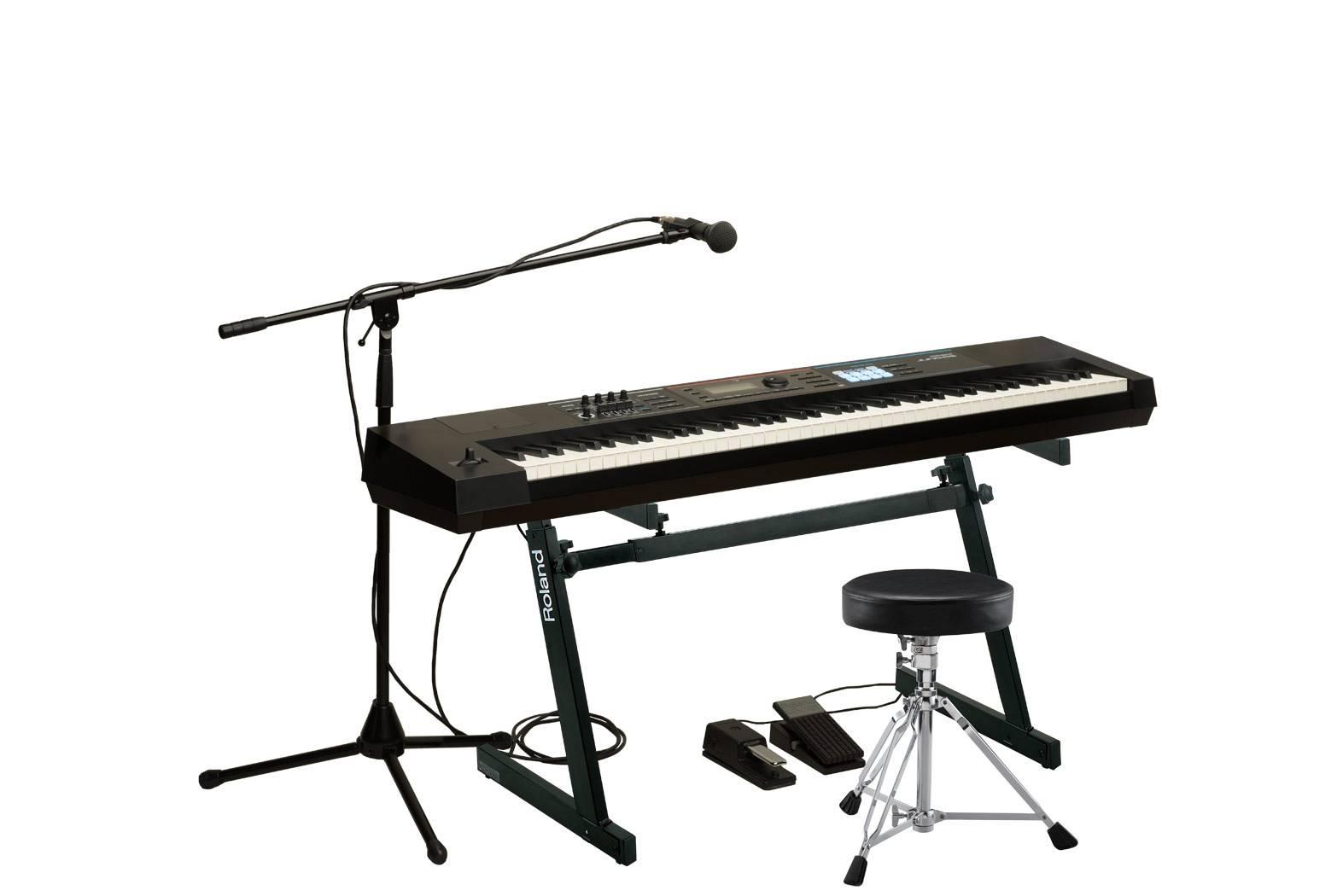 простой электромузыкальный инструмент схема