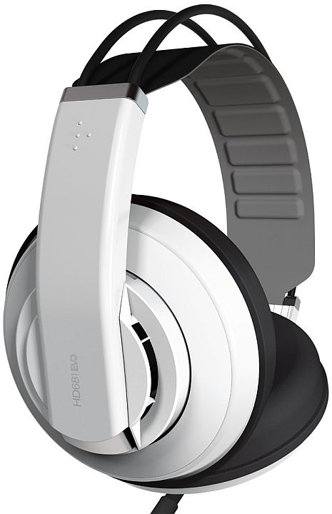 Superlux HD681EVO White