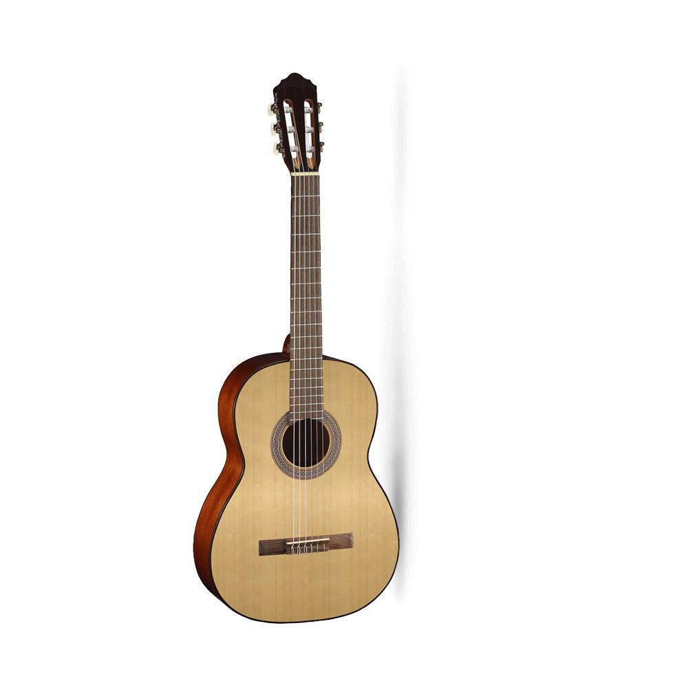AC200-OP Classic Series Классическая гитара, массив ели. Cort