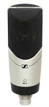 SENNHEISER Микрофон SENNHEISER MK 4 + подарок наушники SENNHEISER CX 7.00BT BLACK