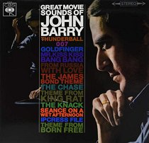 JOHN BARRY - Great Movie Sounds Of John Barry фото