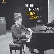 LEGRAND, MICHEL - I Love Jazz (180G) фото