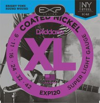 EXP120 COATED NICKEL WOUND SUPER LIGHT 9-42 фото
