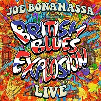 JOE BONAMASSA - British Blues Explosion Live (Lim. Color фото
