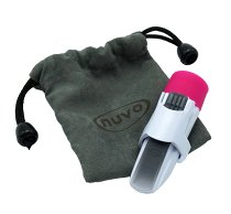 JSax Mouthpiece Assembly in tote bag (White/Pink), NUVO  - купить со скидкой