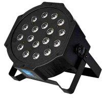 LP005V Светодиодный прожектор, фиолетовый, 18х1Вт фото