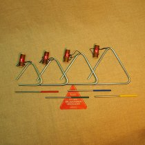 Зч-кт-тр-04 Комплект треугольников №4 (08-10-12-14 см., диаметр 6 мм.) фото