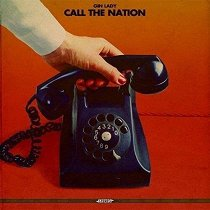 GIN LADY - Call The Nation (Black Colored Vinyl) фото
