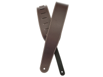 25LS01-DX CLASSIC LEATHER STRAP WITH CONTRAST STITCH BROWN фото