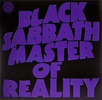 BLACK SABBATH - Master Of Reality (2009 Remastered Versi фото