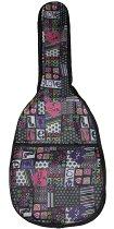ЧГЦ Чехол для классической гитары с карманом, неутепленный (Peace) фото