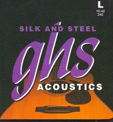 GHS STRINGS 345 SILK&STEEL™