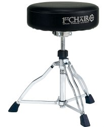TAMA HT430N 1st CHAIR DRUM THRONE 14`` ROUND RIDER