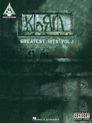 HAL LEONARD 690780 KORN - GREATEST HITS VOL. 1