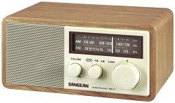 Sangean WR-11 Wood