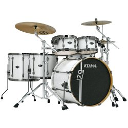 TAMA MK62HZBNS-SGW SUPERSTAR HYPER-DRIVE MAPLE SUGAR WHITE