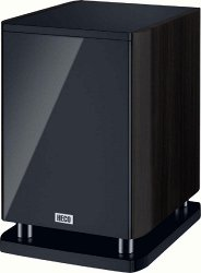 Heco Music Style Sub 25 A, Black