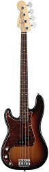 FENDER AMERICAN STANDARD PRECISION BASS 2012 LEFT HANDED RW 3-COLOR SUNBURST