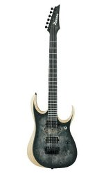 IBANEZ RGDIX6PB-SKB Iron Label (в составе комплект