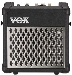 <b>Гитарное</b> усиление <b>VOX MINI5</b> RHYTHM