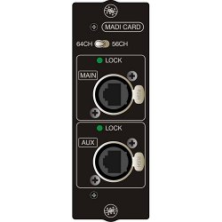 Soundcraft Si option card 32CH MADI + 32CH USB