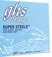 GHS STRINGS ST-E9 SUPER STEEL